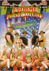 Extreme Porno Boot Camp - Erotik DVD