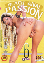Black Anal Passion