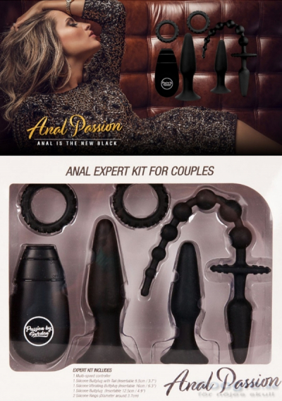 Anal Expert Kit For Couples - Anal Passion from Passion