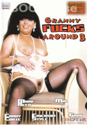 Granny Fucks Around - Erotik DVD