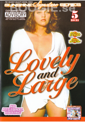 Lovely and Large - Erotik DVD