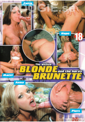 Wicked Blonde and the Horny Brunette - Erotik DVD