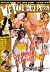 Hey, Grandma Is a Whore - Erotik DVD