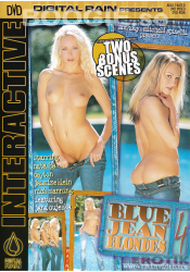 Blue Jean Blondes - Erotik DVD