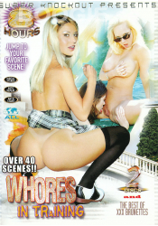 Whores in Training + I Want Your Ass - Erotik DVD