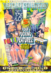Four Features-One Disk-Erotik DVD