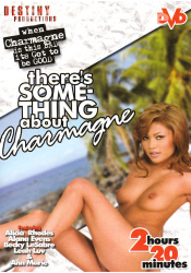 There's something about Charmagne-Erotik DVD
