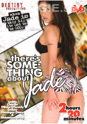 There's something about Jade-Erotik DVD