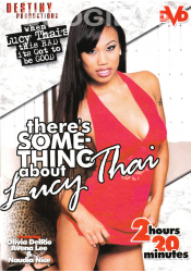 There's Something about Lucy Thai-Erotik DVD
