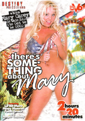 There's something about Mary Carey-Erotik DVD