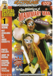 Adventures of Mammary Man - Extreme Associates DVD